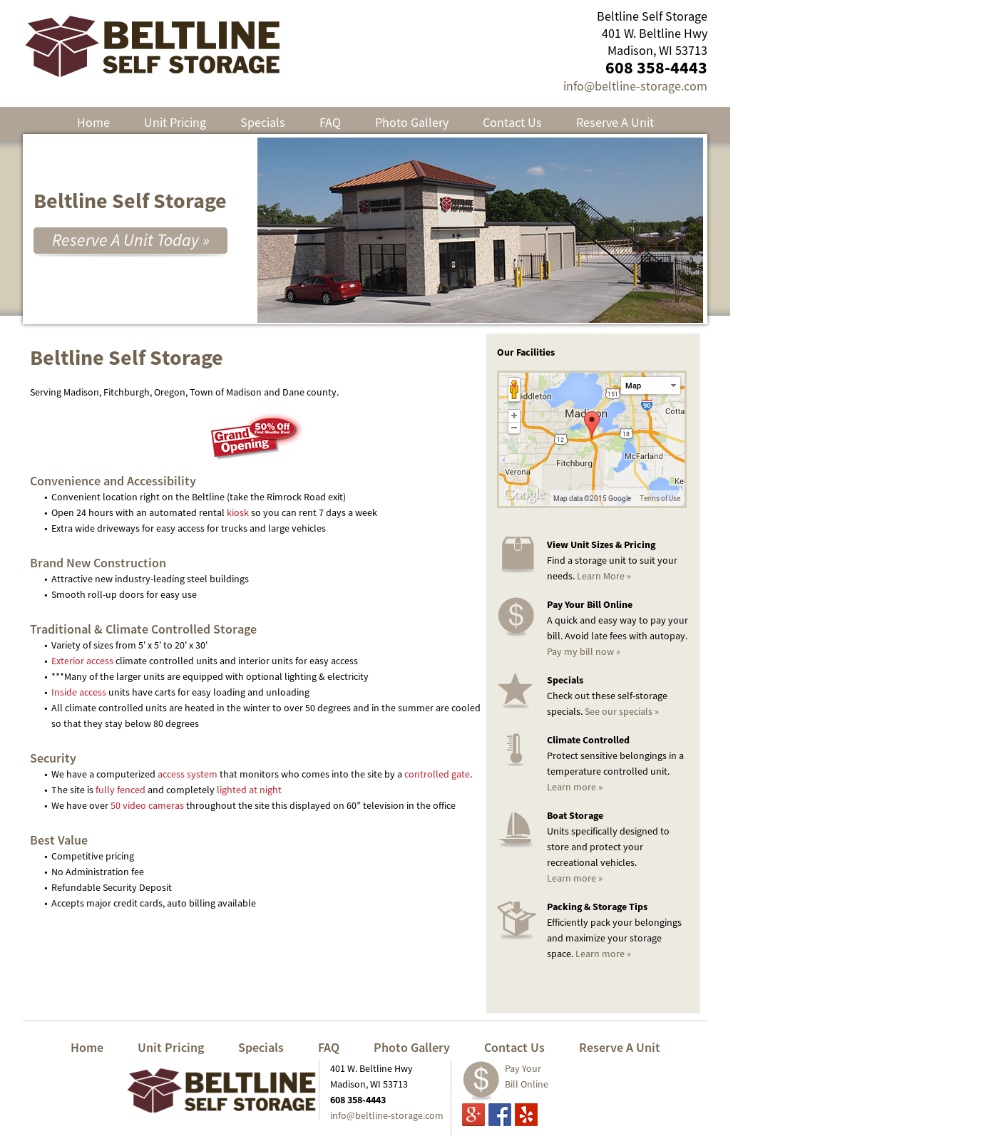 Beltline Self Storage Competitors, Revenue And Employees   Owler Company  Profile