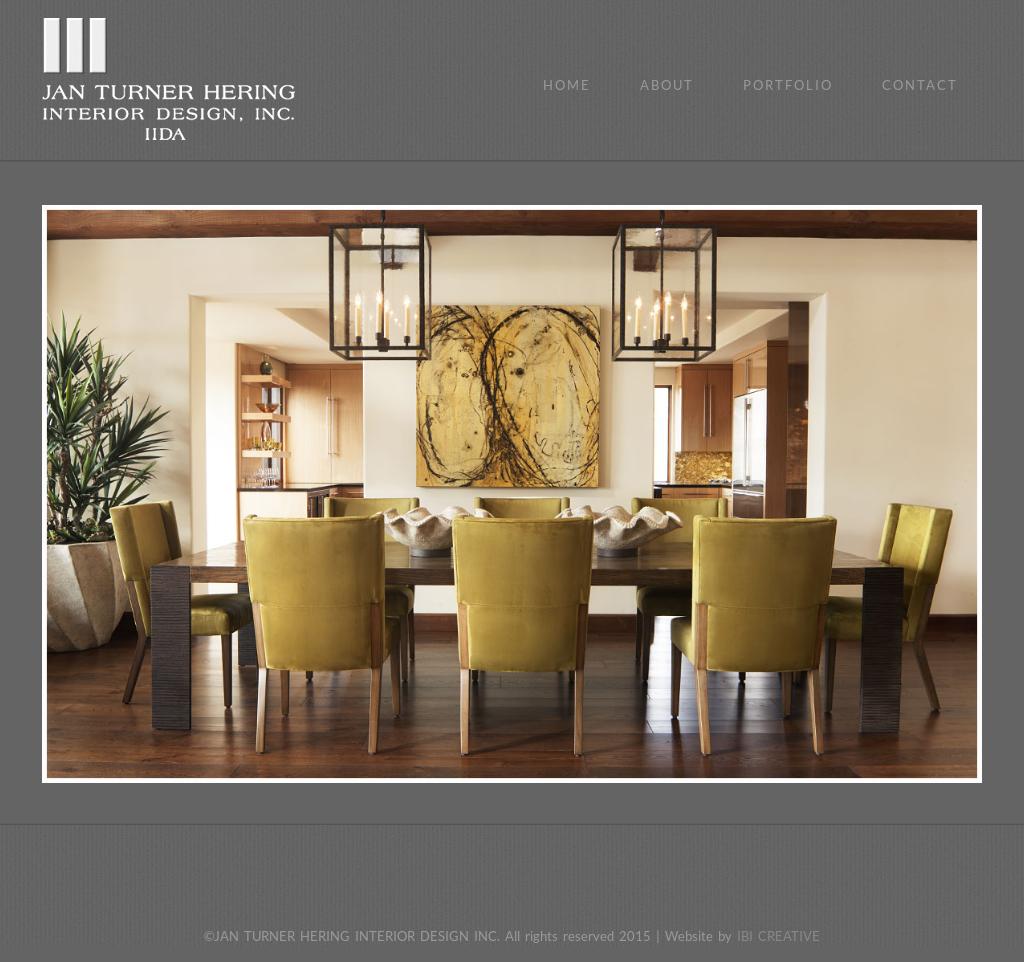 History Of The Interior Design: Jan Turner Hering Interior Design Competitors, Revenue And