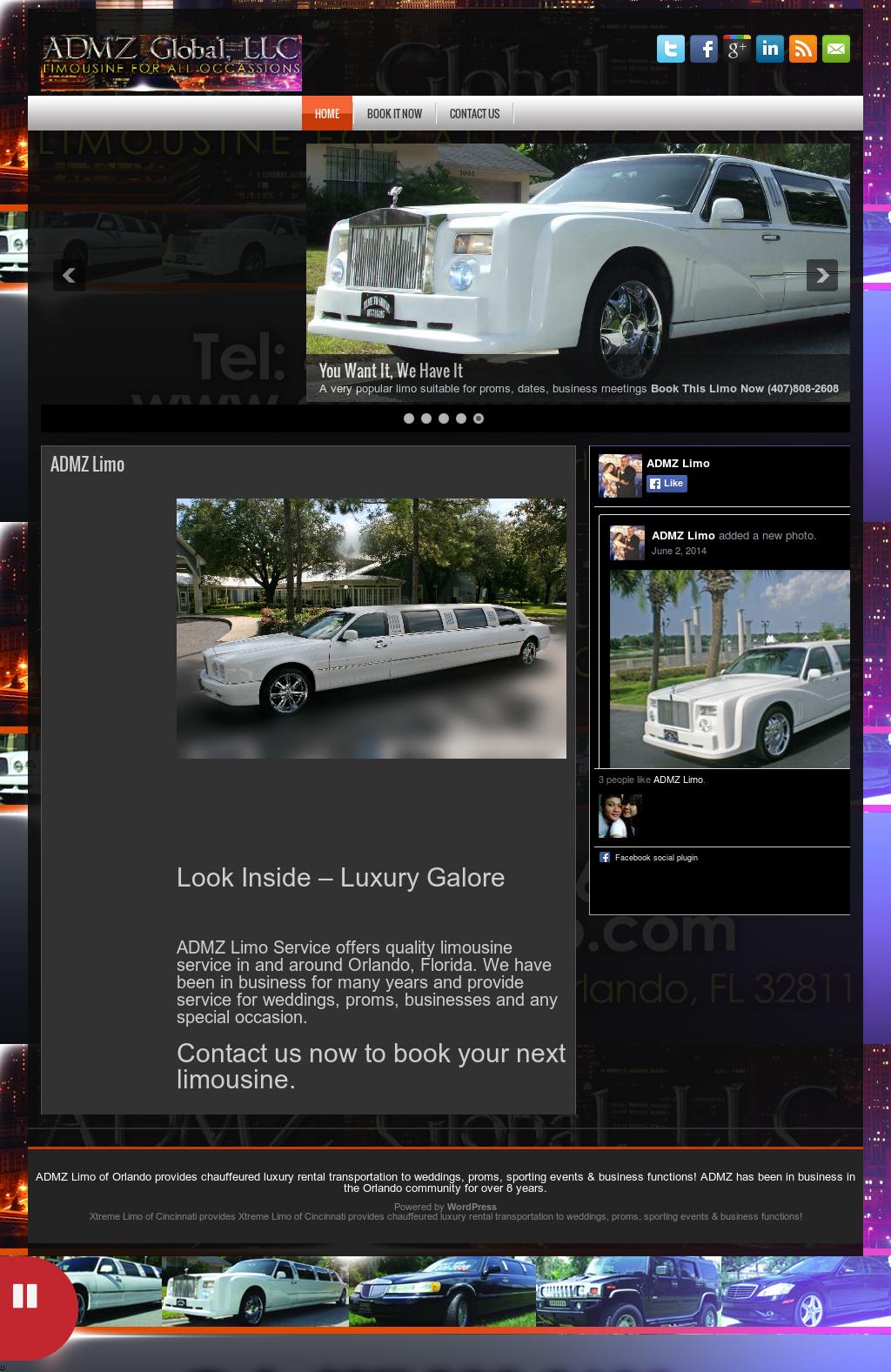 Rolls Royce Chauffeur Orlando
