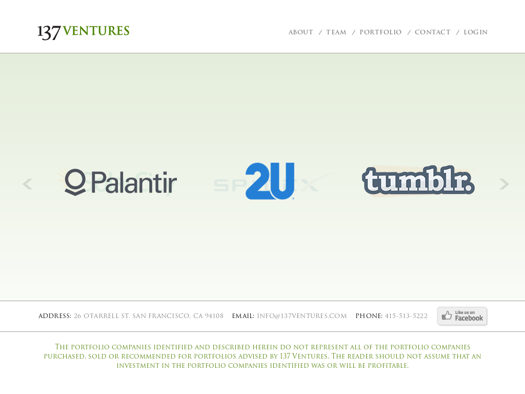 137 Ventures Competitors, Revenue and Employees - Owler Company Profile