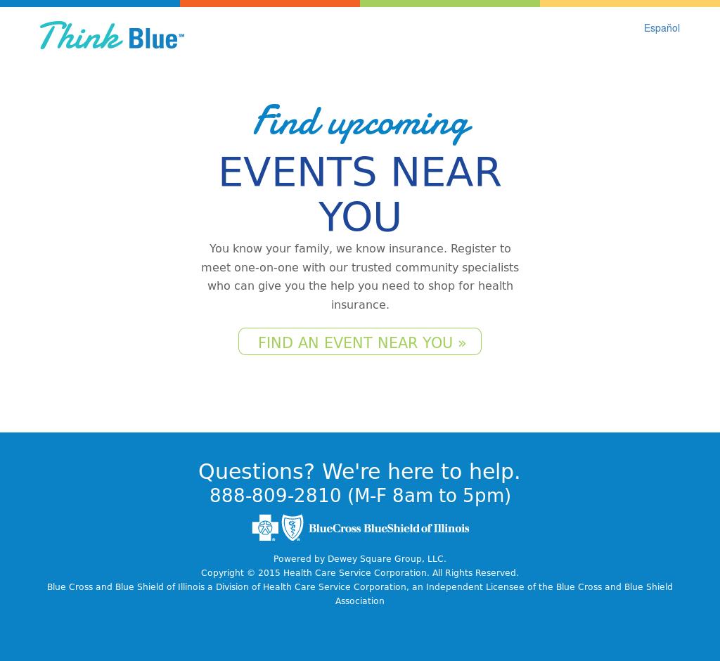Blue Cross And Blue Shield Of Illinois Competitors, Revenue