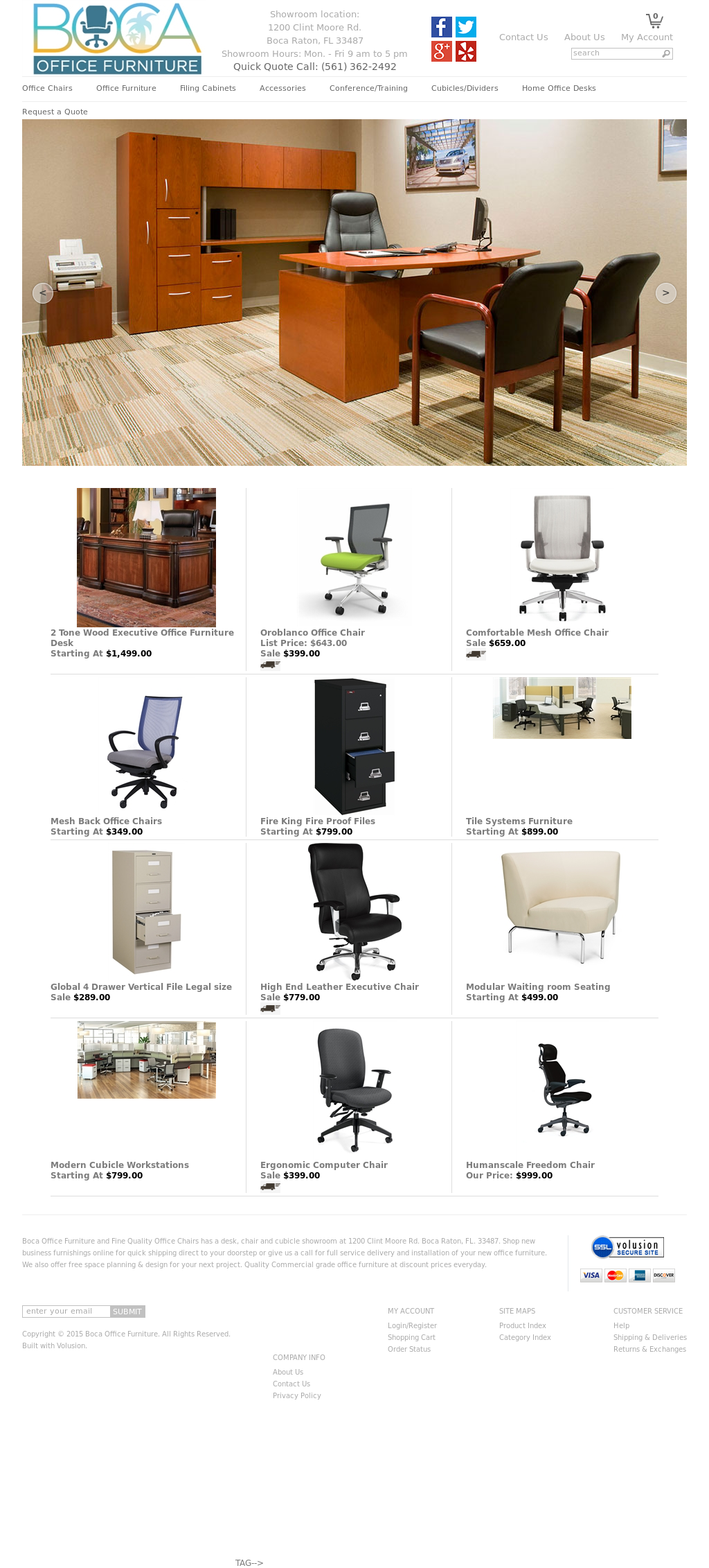 Boca Office Furniture Competitors Revenue And Employees