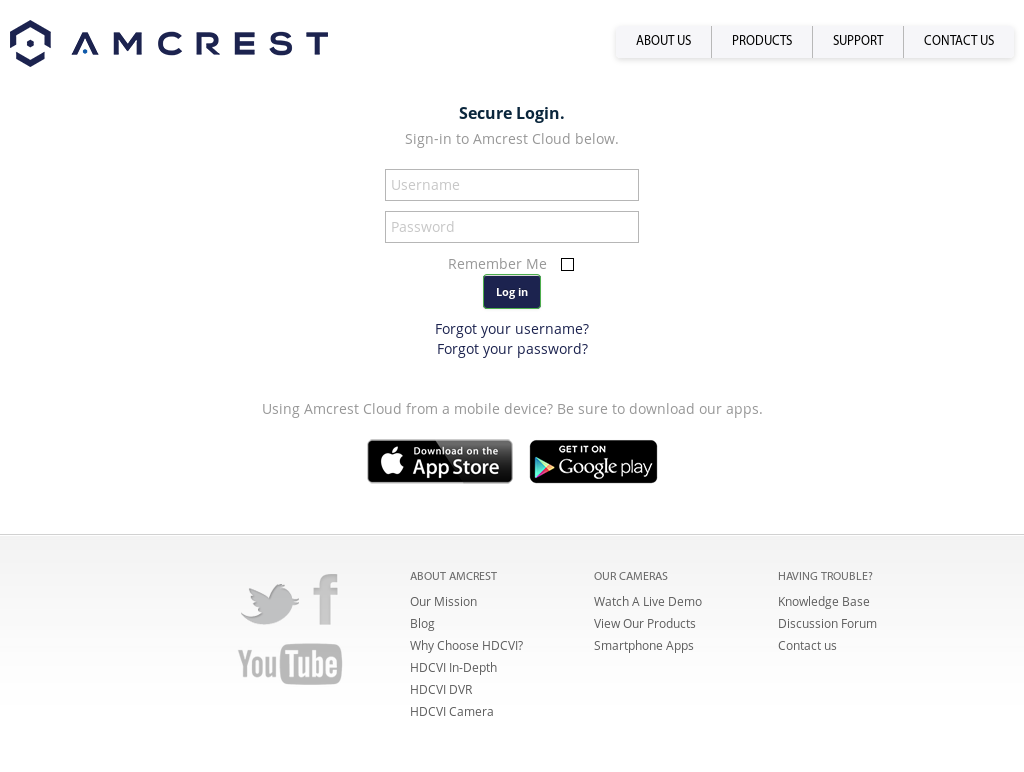 Amcrest Competitors, Revenue and Employees - Owler Company Profile