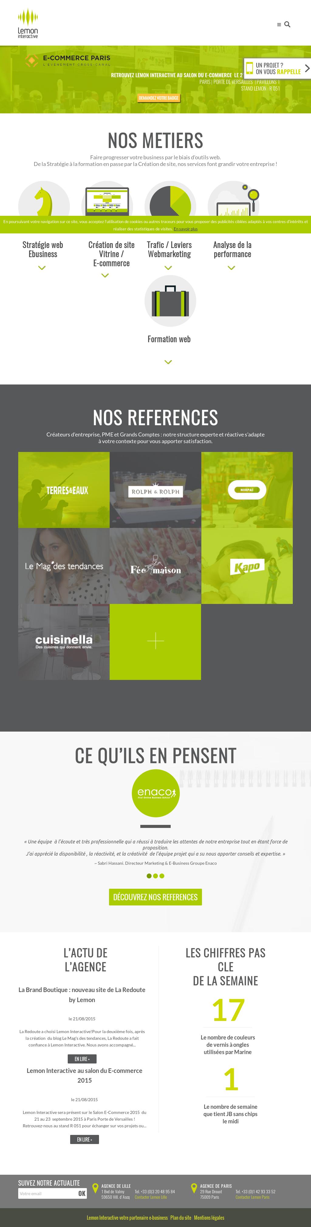 Www Cuisinella Satisfaction Com lemon interactive competitors, revenue and employees - owler