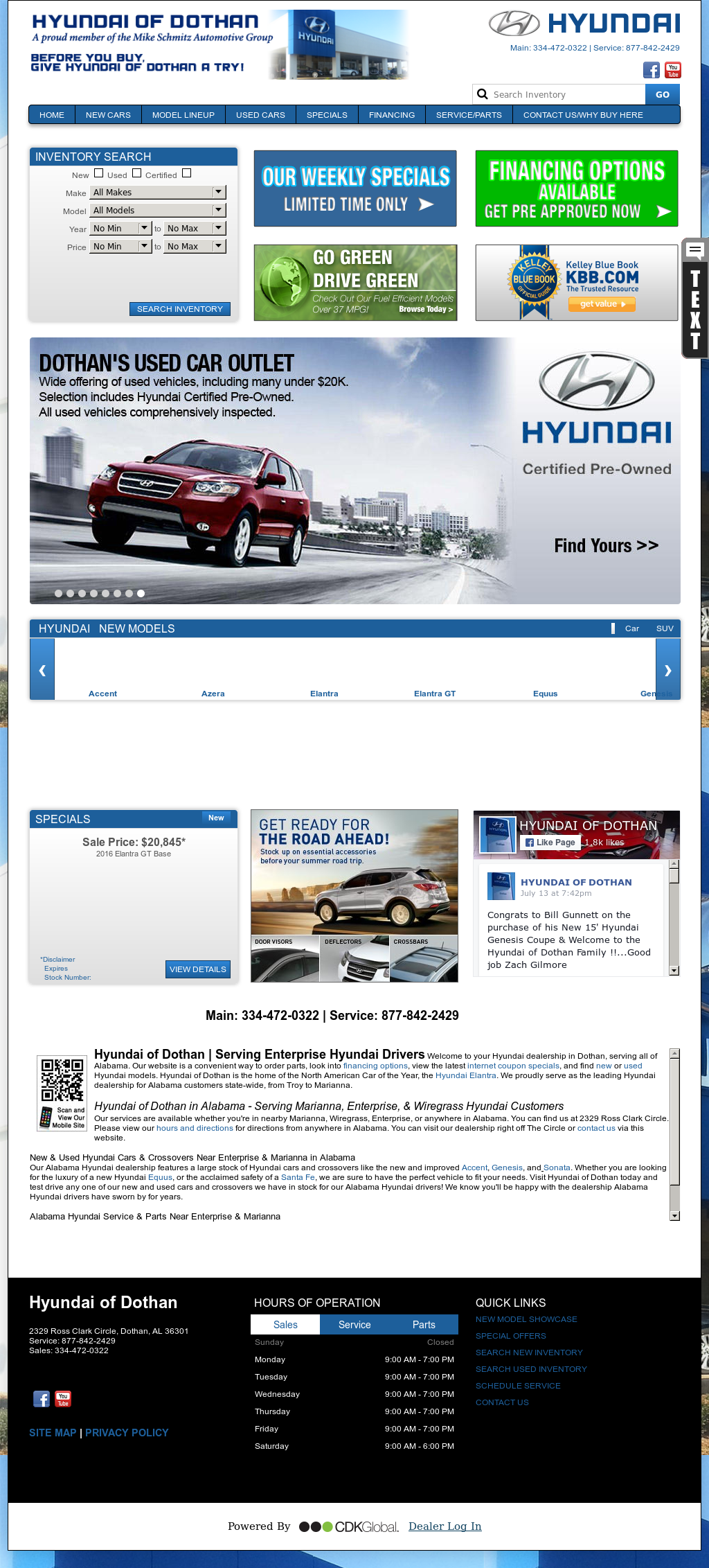 Hyundai Of Dothan >> Hyundai Of Dothan Competitors Revenue And Employees Owler