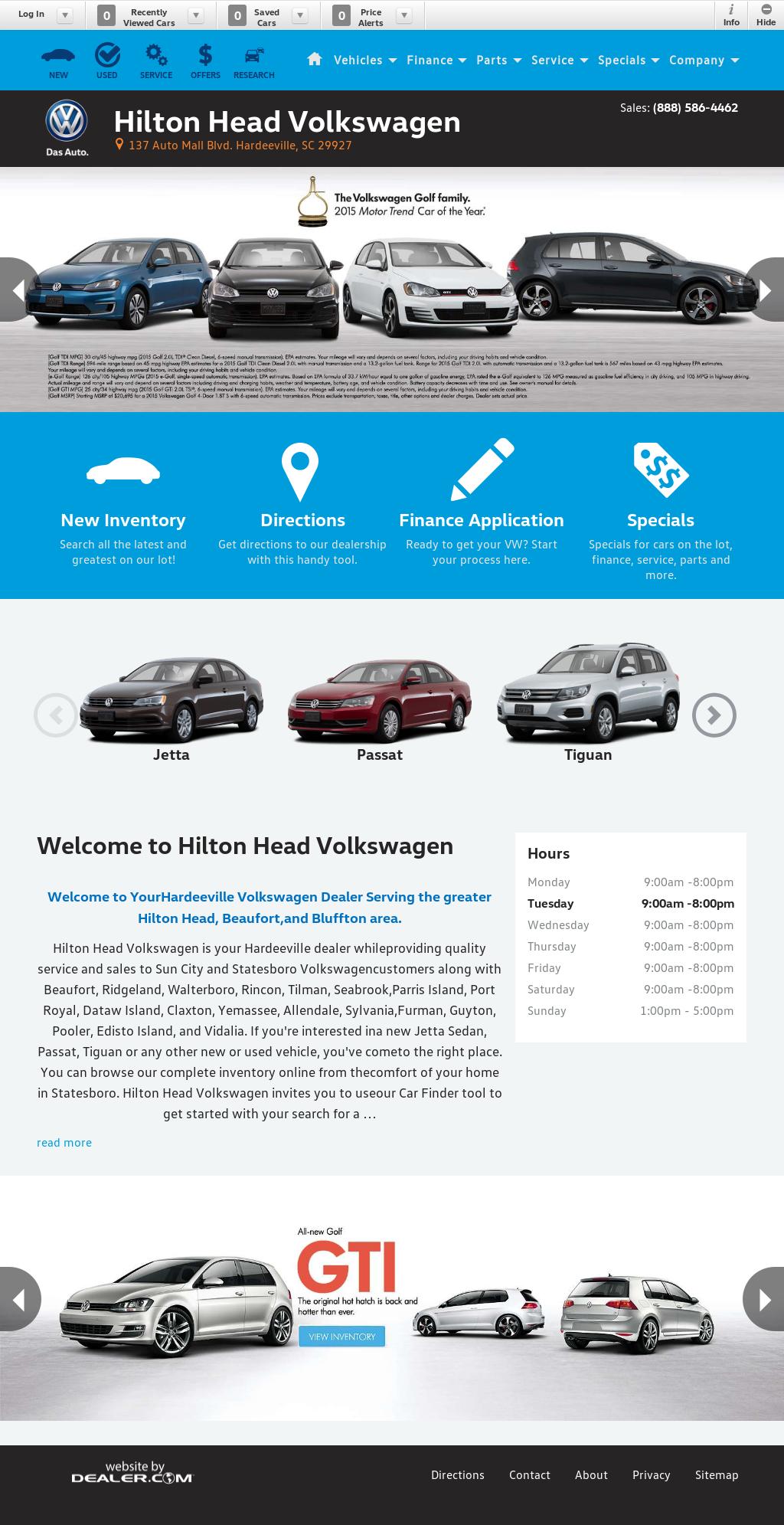 Sumter Auto Mall >> Hilton Head Volkswagen Competitors Revenue And Employees