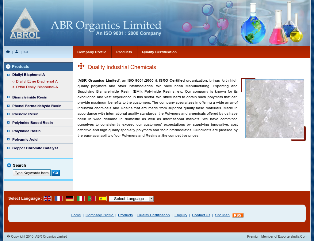 Abr Organics Competitors Revenue And Employees Owler Company Profile