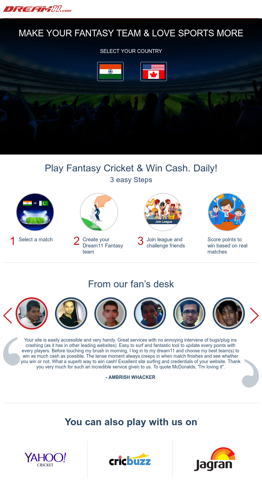 Dream11 Competitors, Revenue and Employees - Owler Company