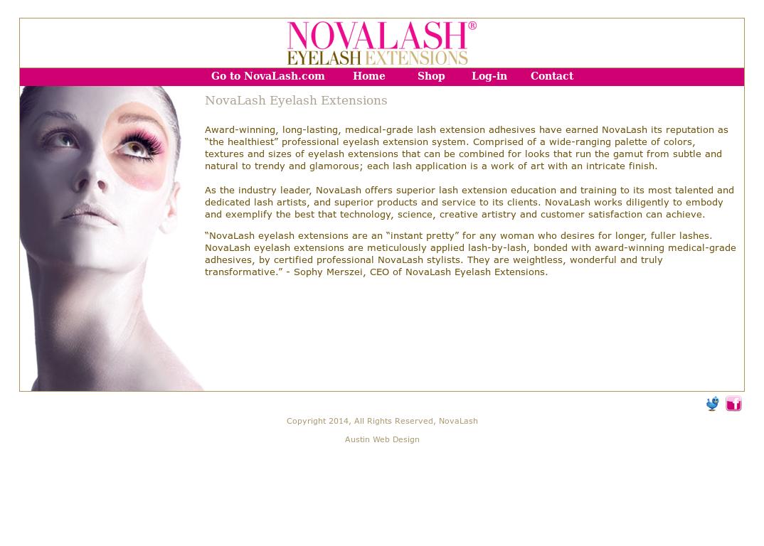 Novalash Eyelash Extensions Competitors Revenue And Employees