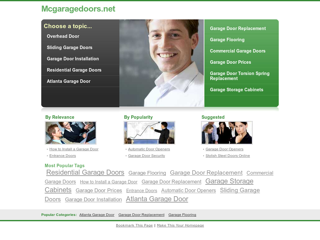 Mc Garage Doors More Competitors Revenue And Employees Owler