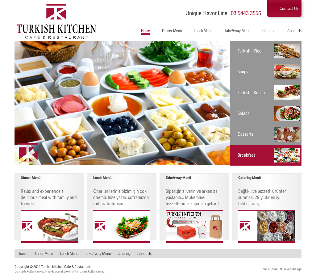 Turkish Kitchen Cafe & Restaurant Competitors, Revenue and Employees ...
