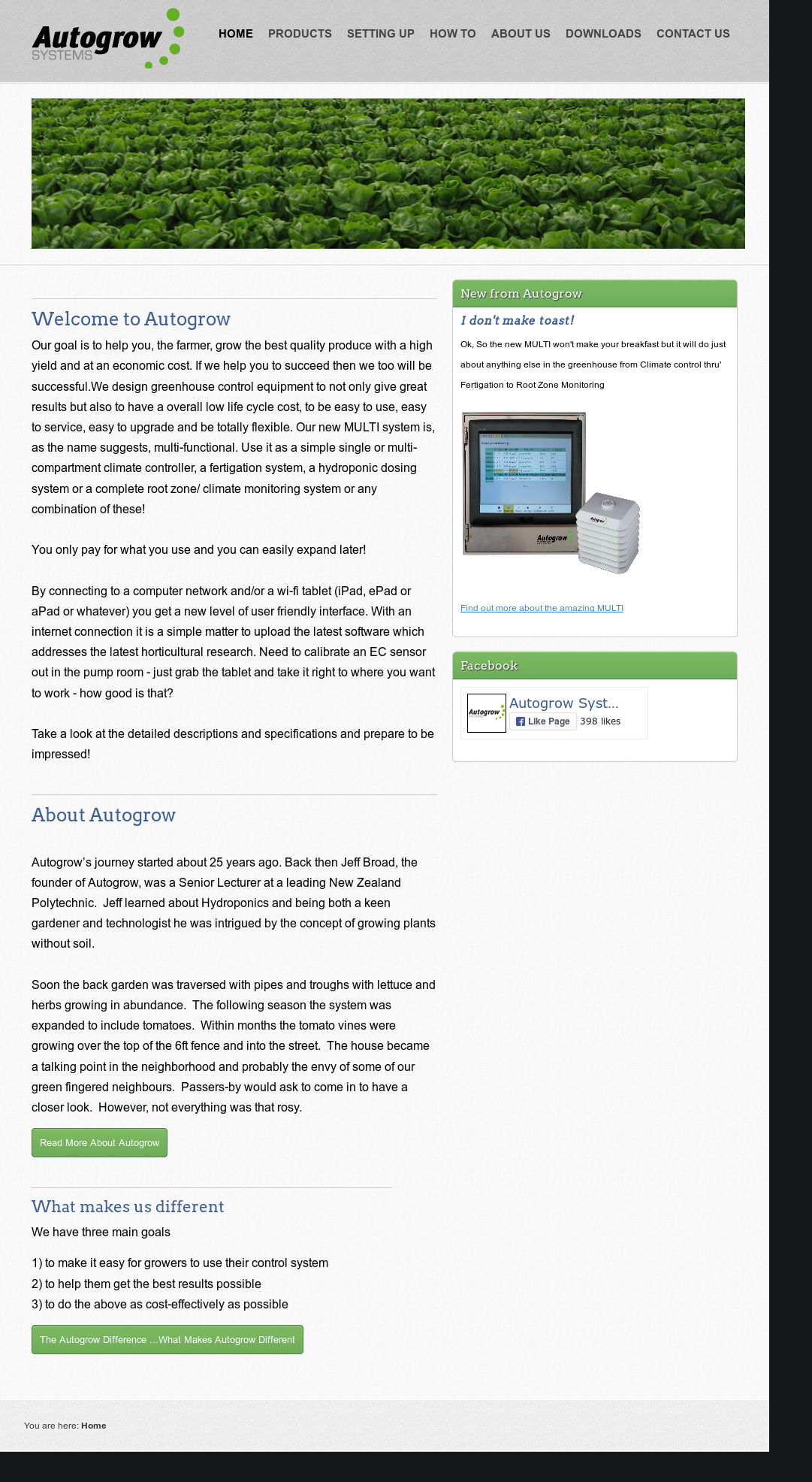 Autogrow Systems Competitors, Revenue and Employees - Owler