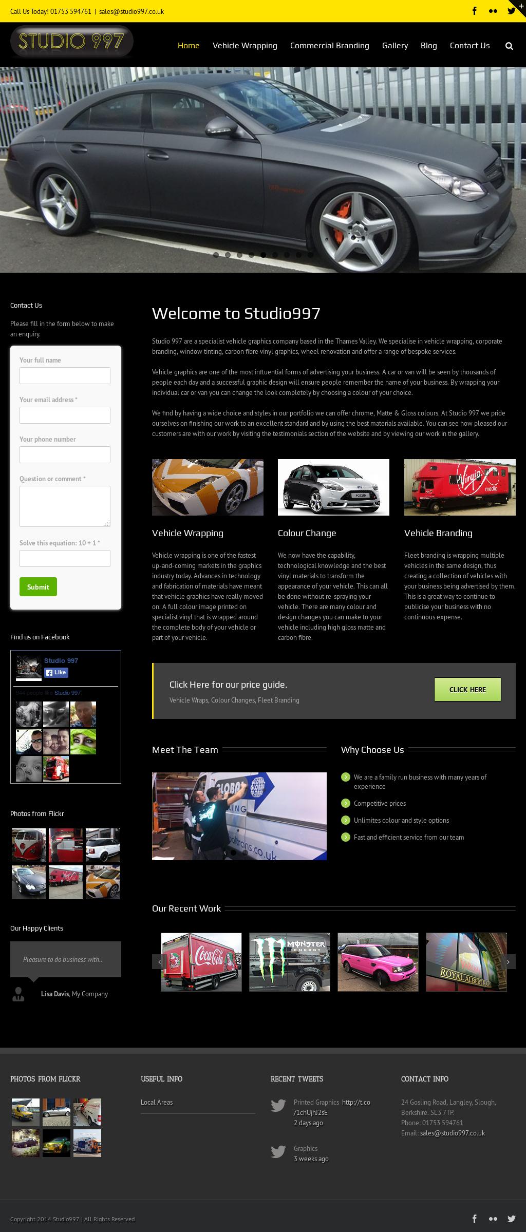 Studio997 Competitors, Revenue and Employees - Owler Company