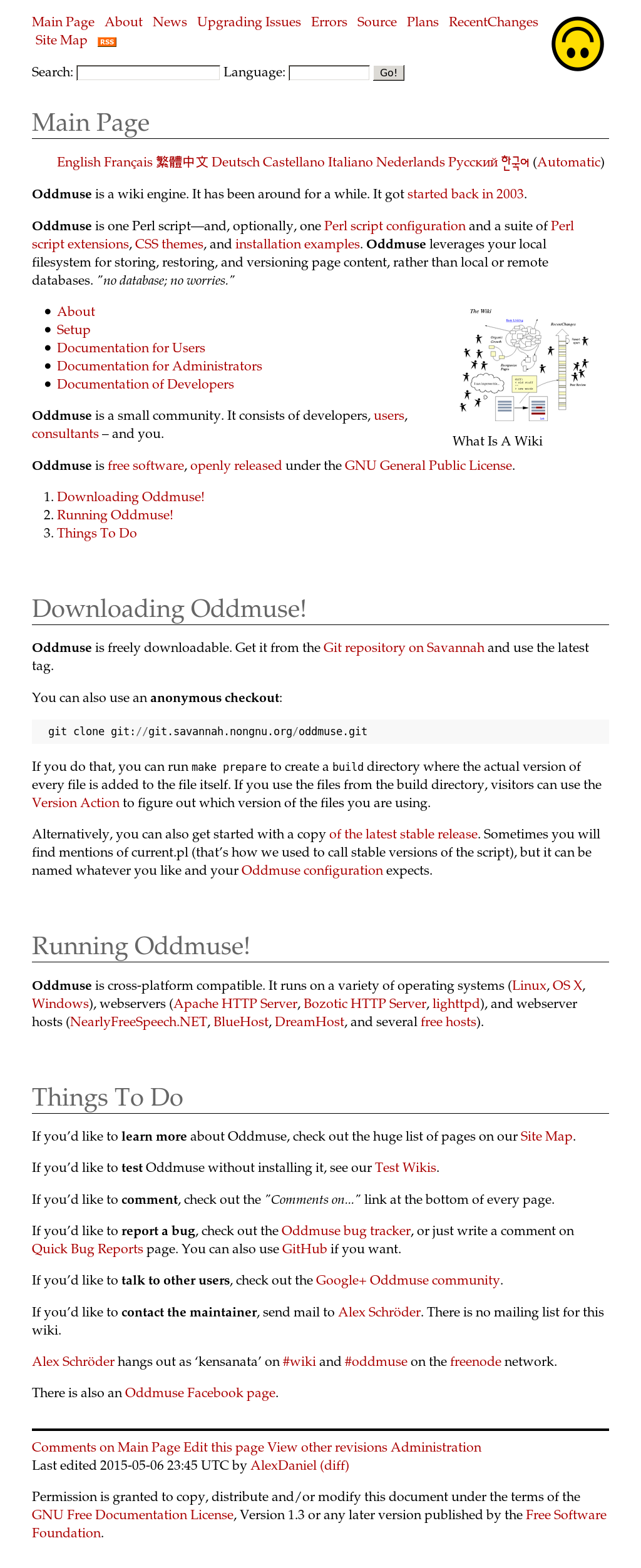 Oddmuse Competitors, Revenue and Employees - Owler Company Profile