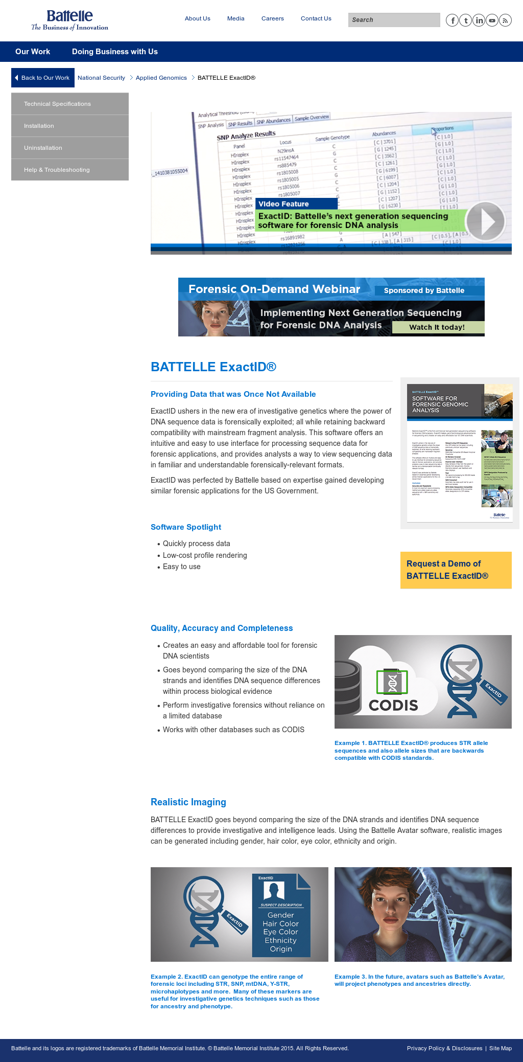Battelleexactid Competitors, Revenue and Employees - Owler