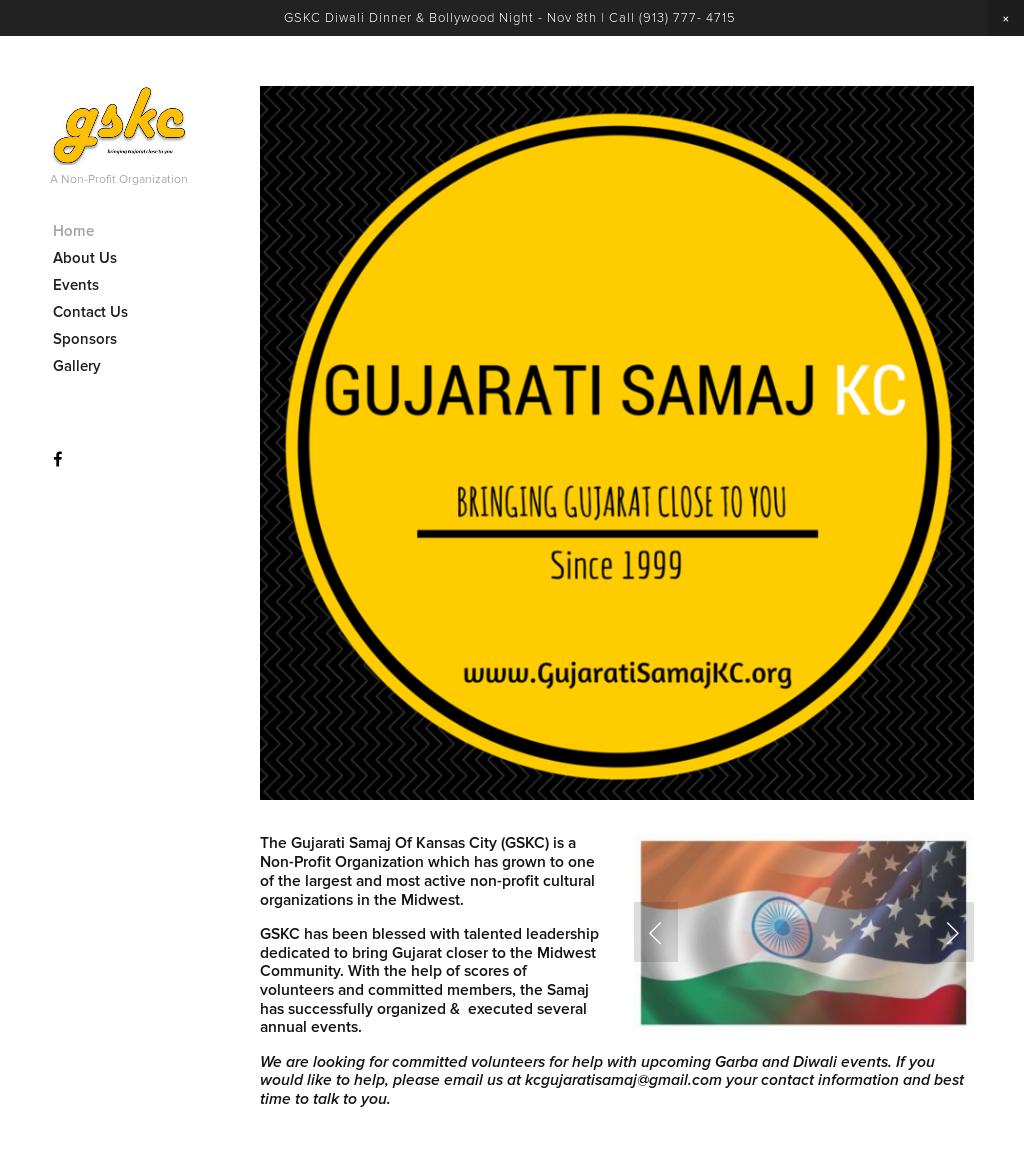 Gujarati Samaj Of Kansas City Competitors, Revenue and Employees