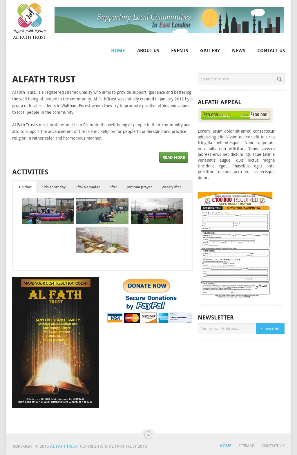 Al Fath Trust Competitors, Revenue and Employees - Owler Company Profile