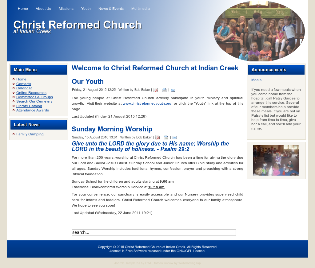 Christ Reformed Church Competitors, Revenue and Employees - Owler