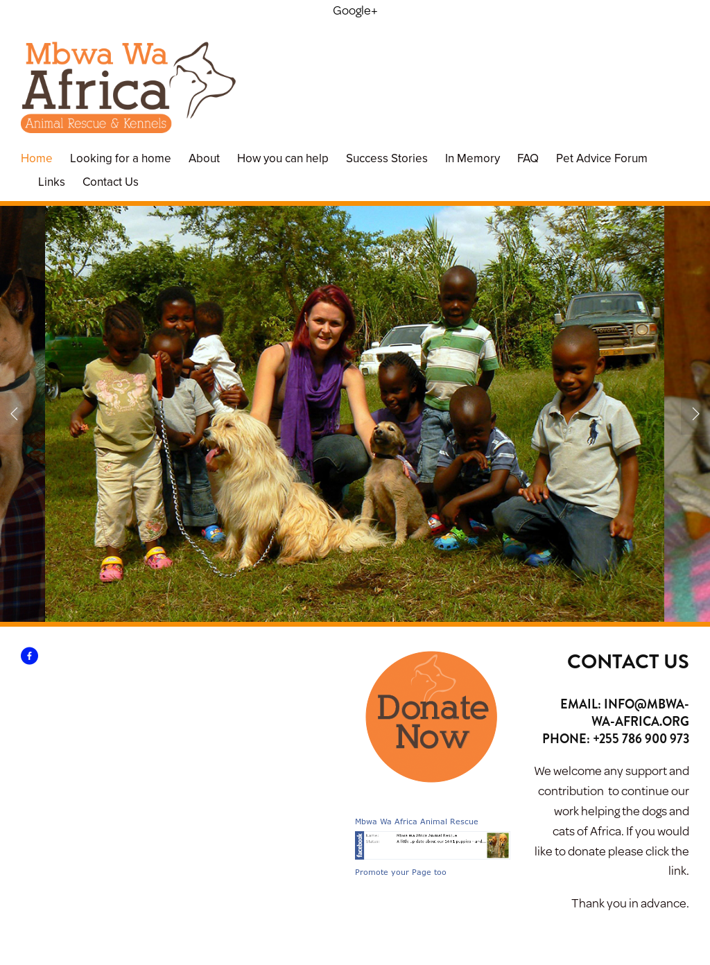 Mbwa Wa Africa Animal Rescue Competitors, Revenue and Employees