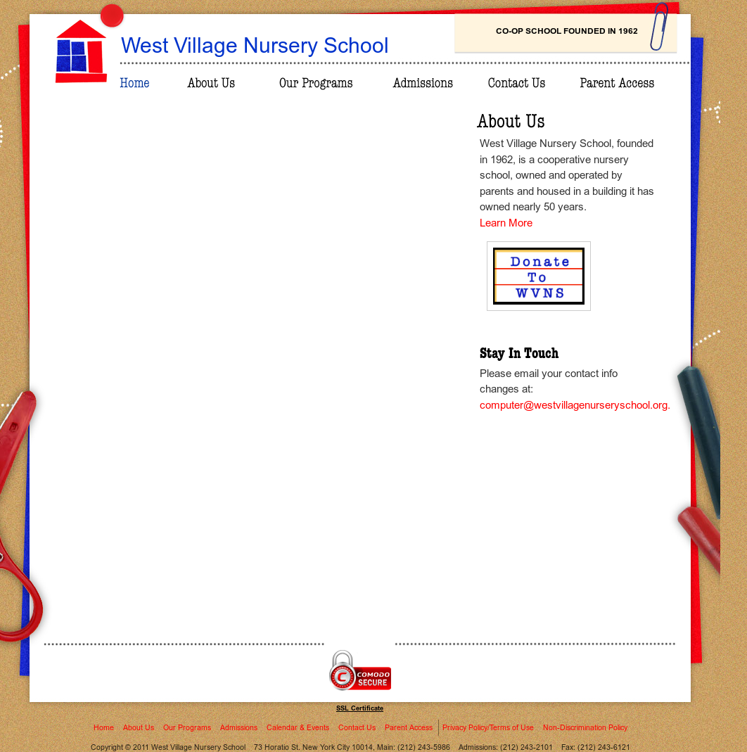 West Village Nursery School Compeors Revenue And