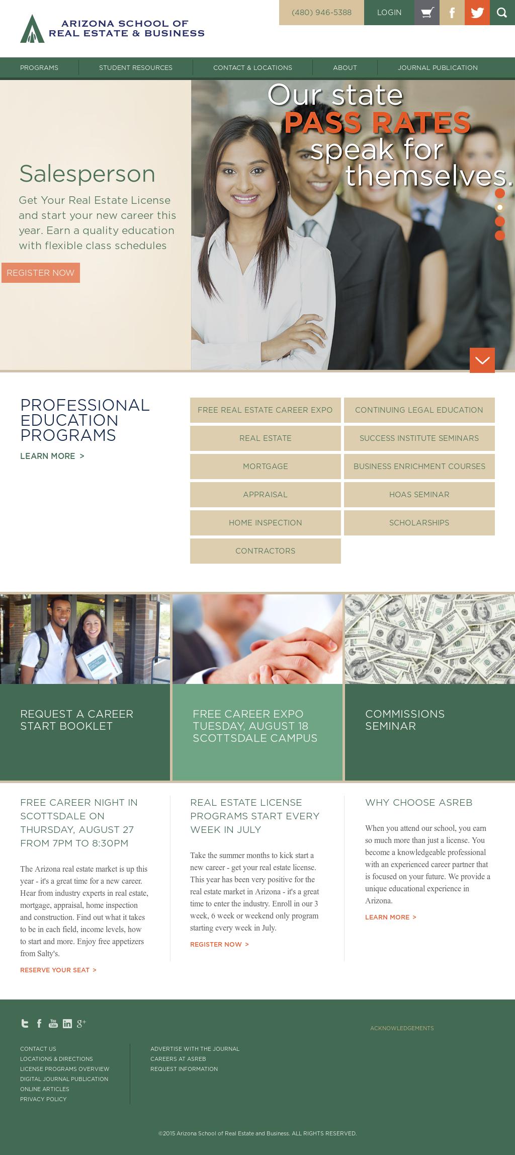 Arizona School Competitors Revenue And Employees Owler Company