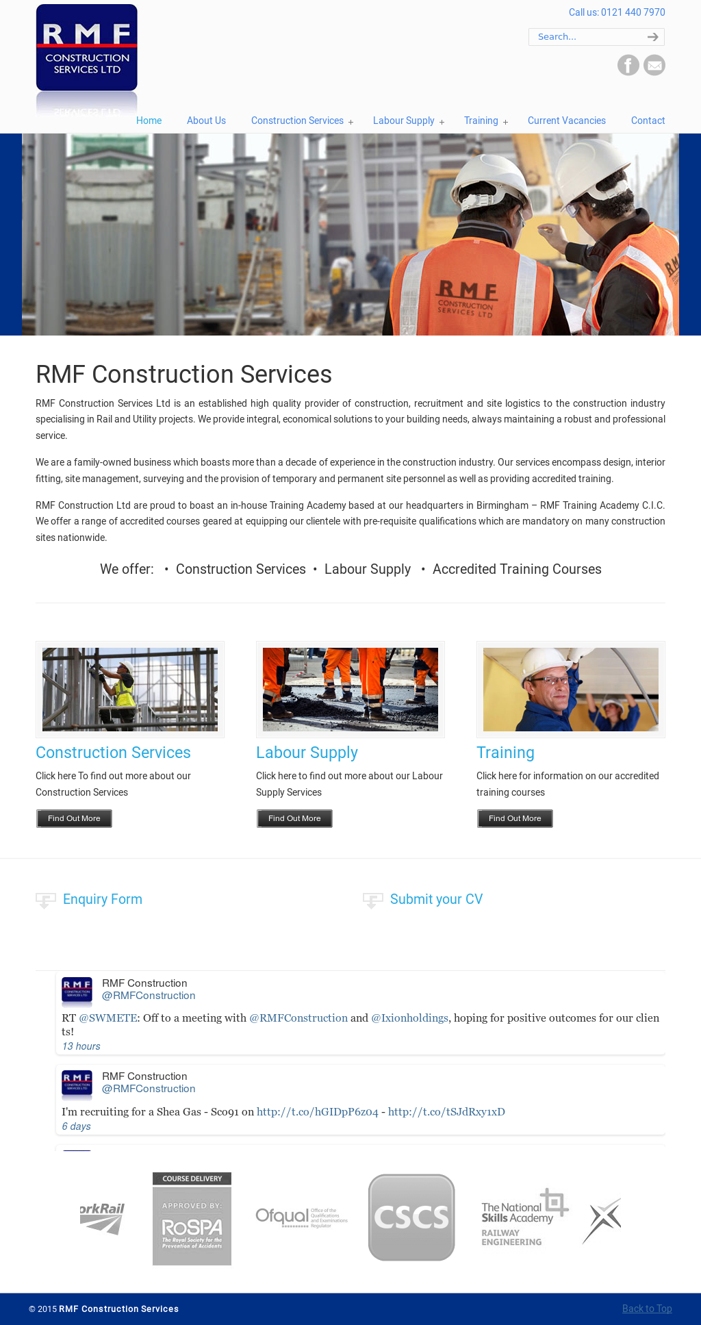 Rmf Construction Services Competitors, Revenue and Employees