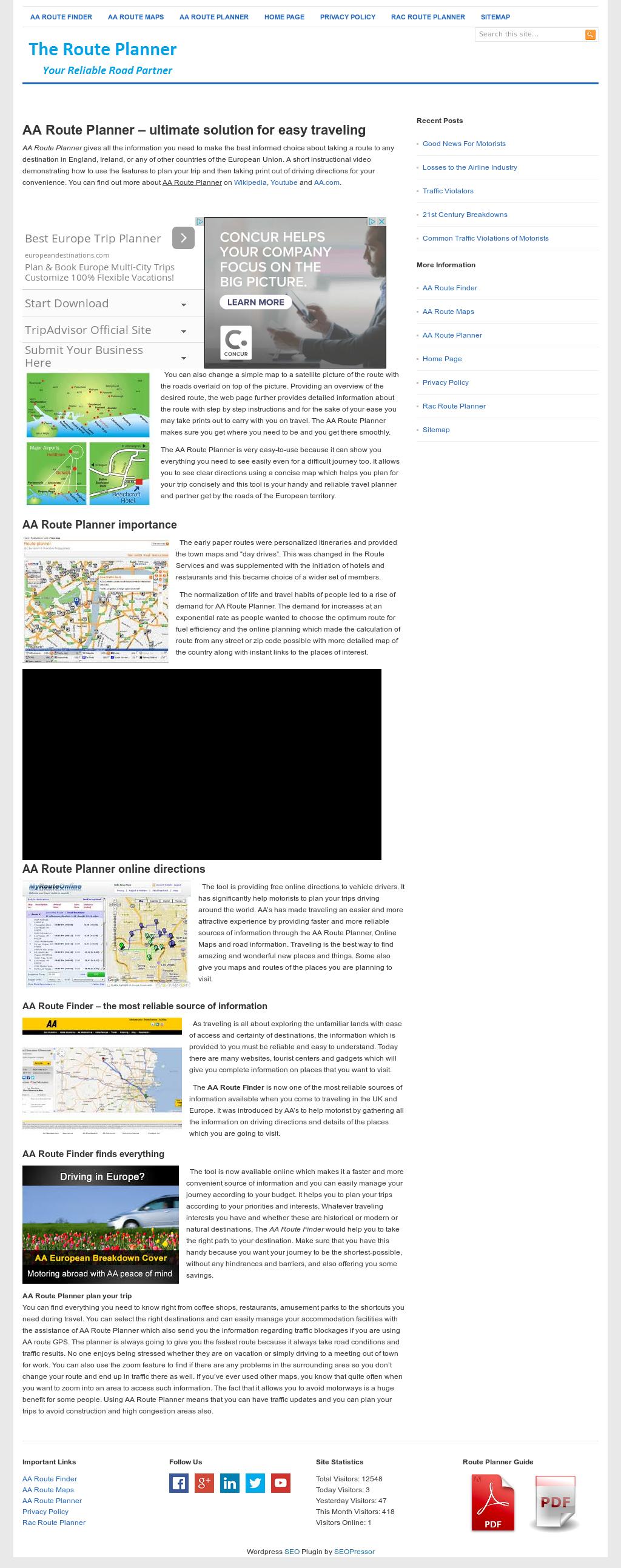 Aa Roure Planner Maps 2019 12 24