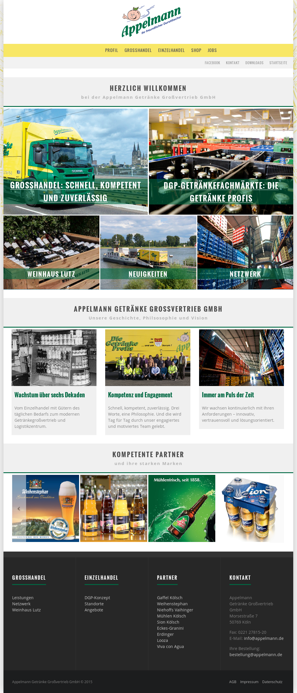 Appelmann Getraenke Grossvertrieb Competitors, Revenue and Employees ...