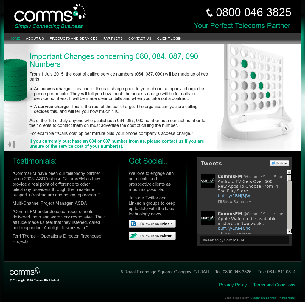 Comms Fm Competitors, Revenue and Employees - Owler Company