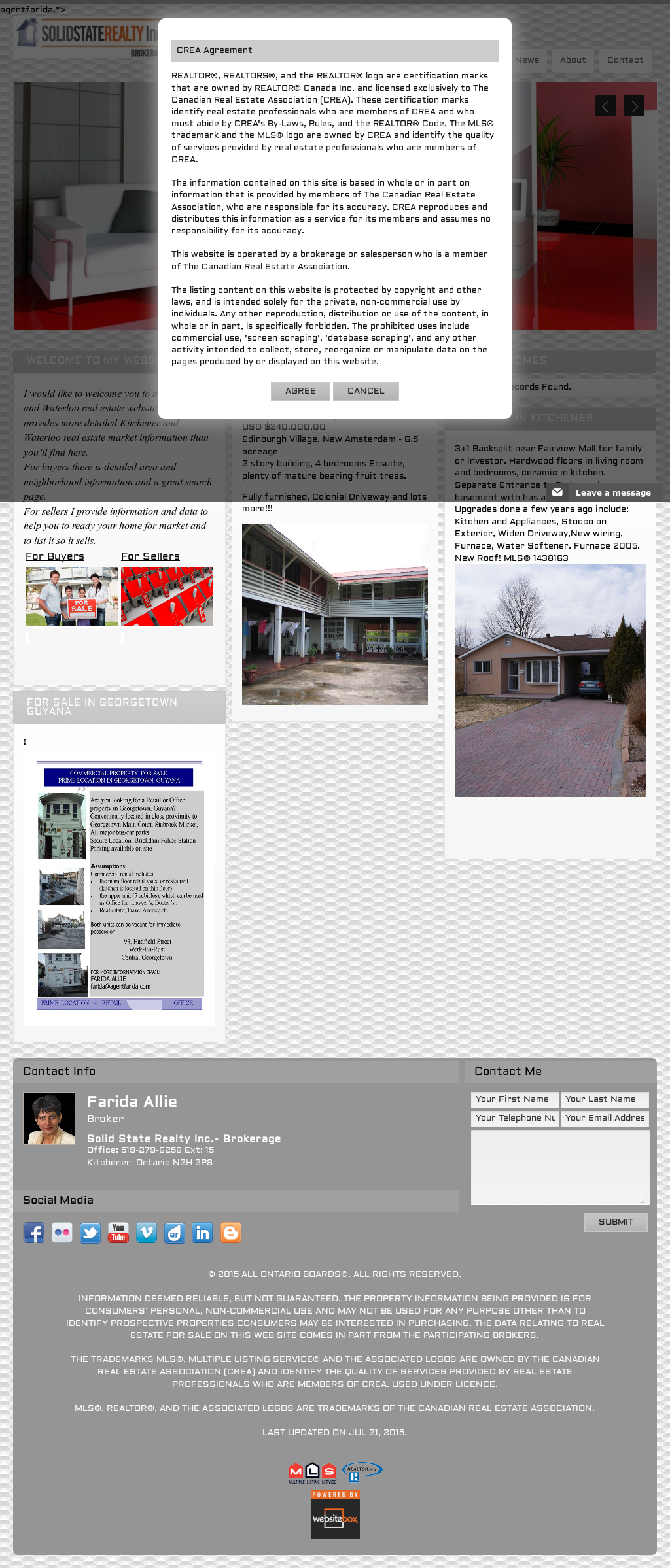 Farida Allie - Mortgage Agent & Real Estate Broker, Waterloo In ...