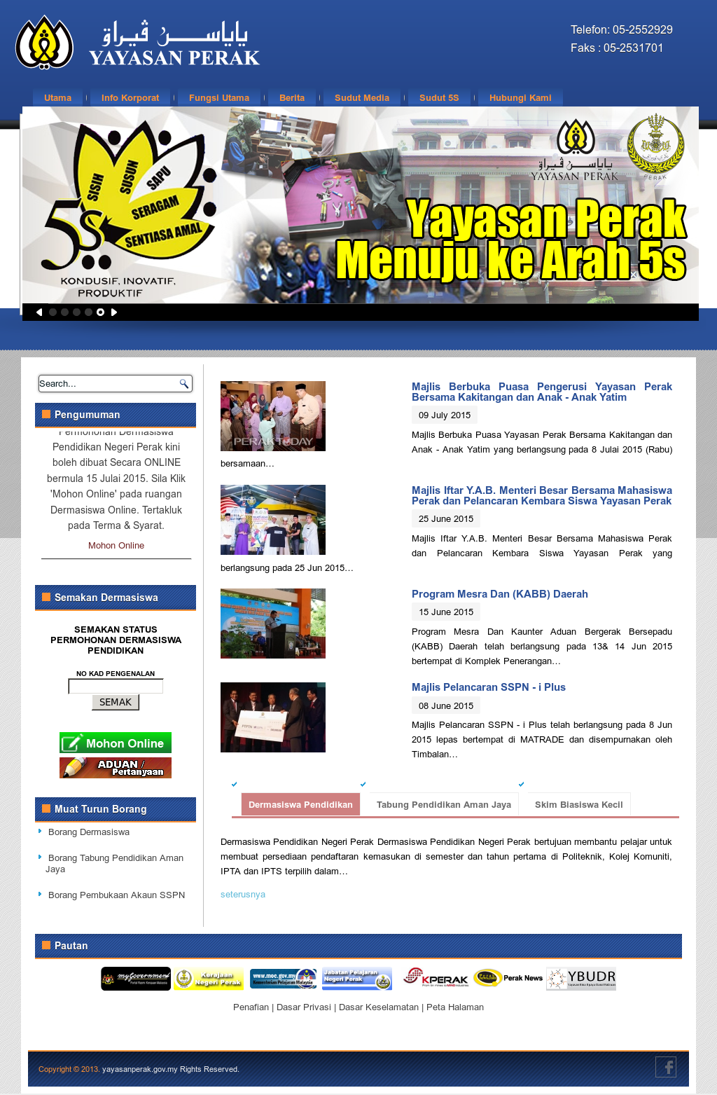 Yayasan Perak Competitors Revenue And Employees Owler Company