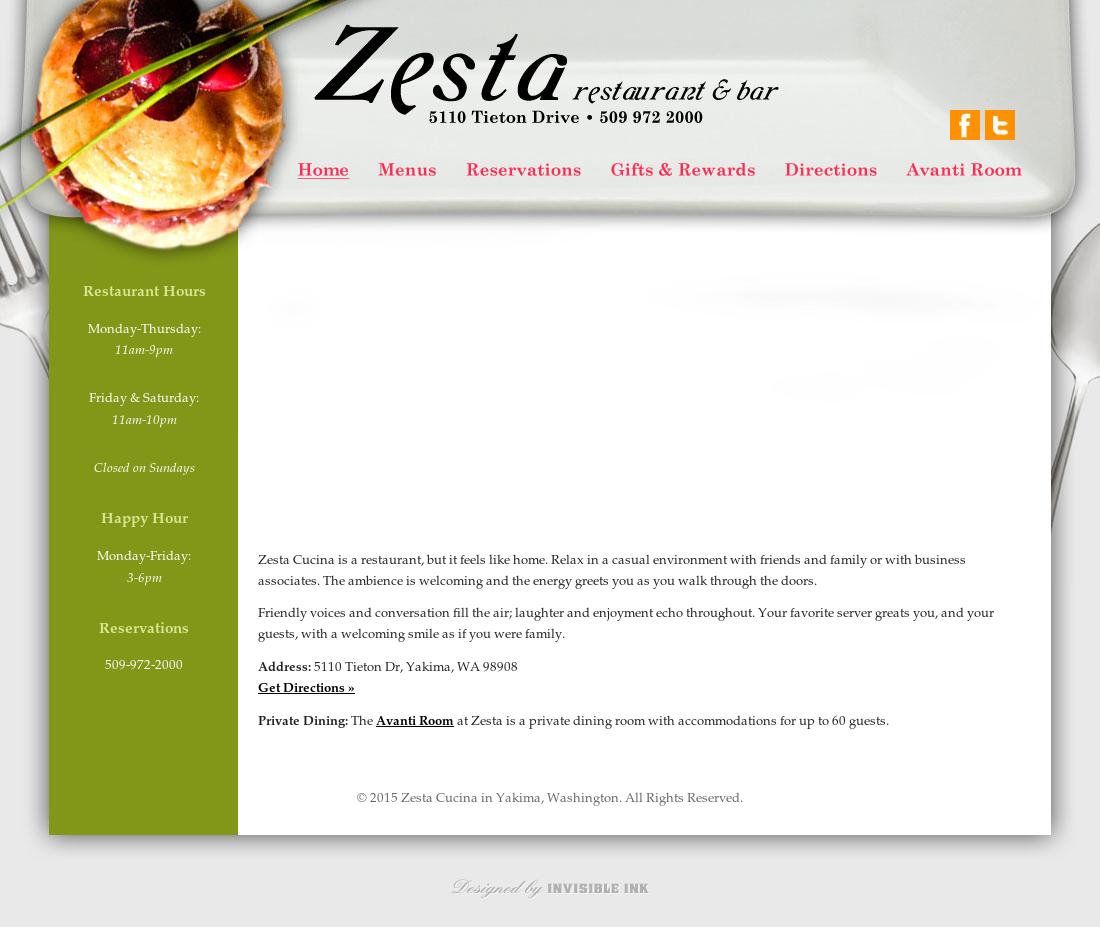 Zesta Cucina Competitors Revenue And Employees Owler Company Profile