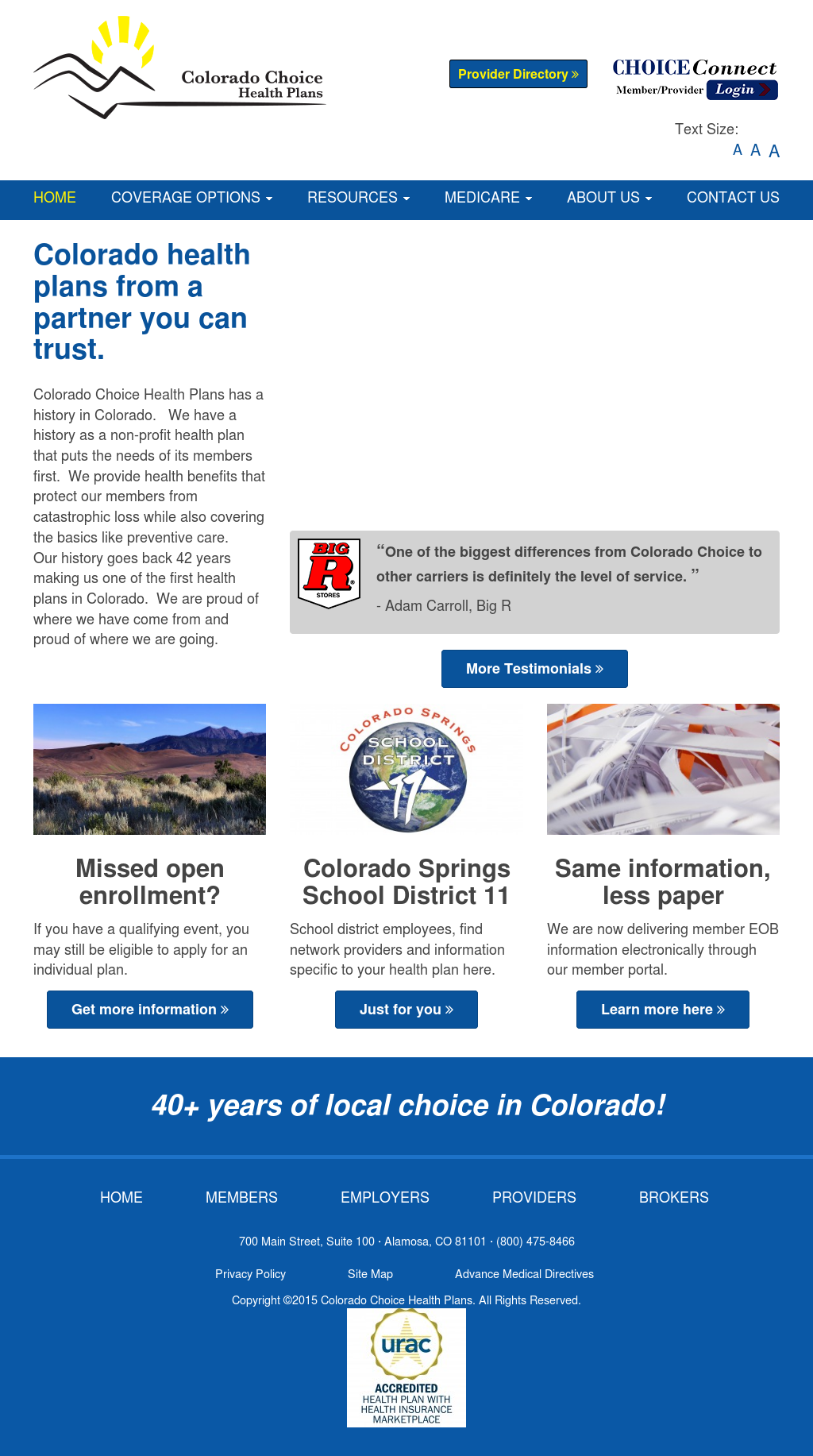 Colorado Choice Competitors Revenue And Employees Owler
