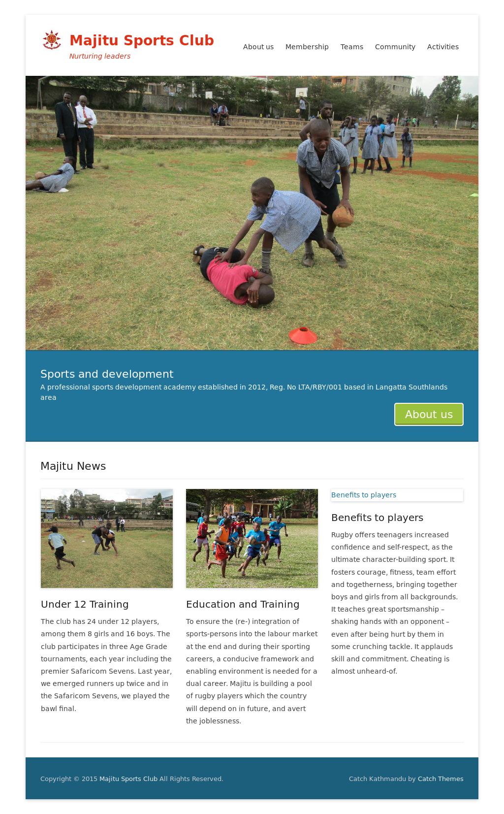 Majitu Sports Club Competitors, Revenue and Employees - Owler