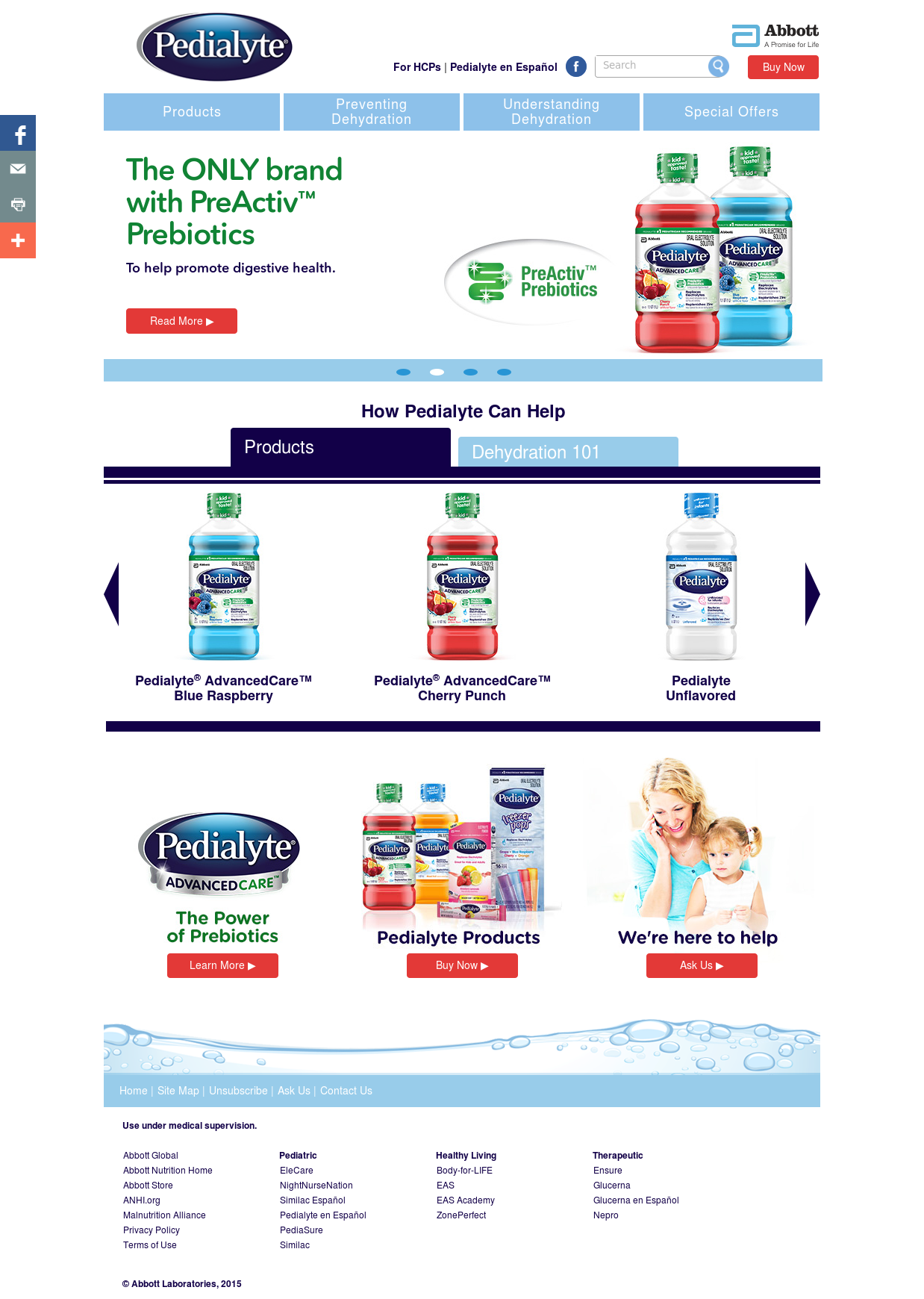 Owler Reports - Press Release: Pedialyte : Get Bubbly this