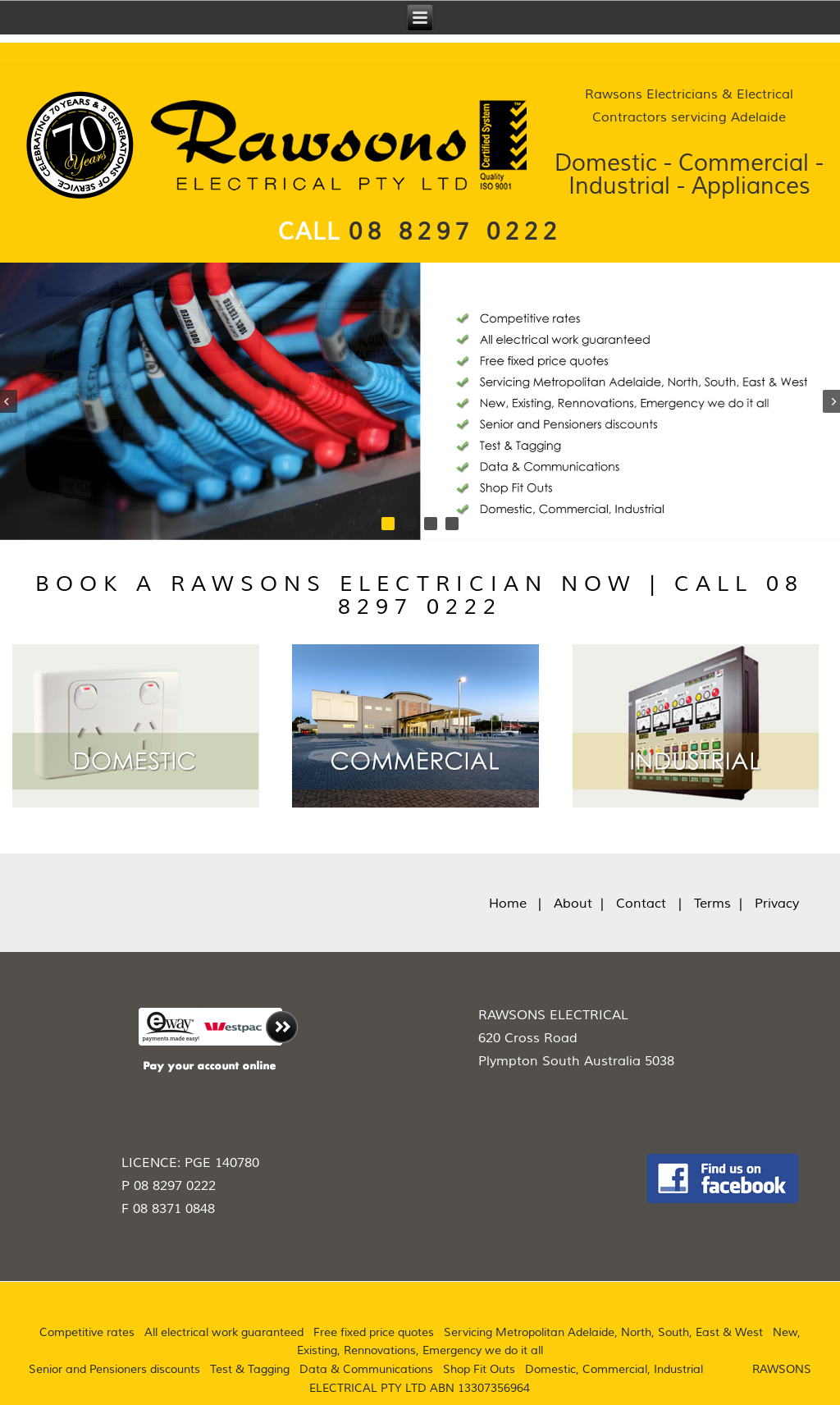 Rawsons Electrical Competitors Revenue And Employees Owler Domestic Fixed Wiring Tests Company Profile
