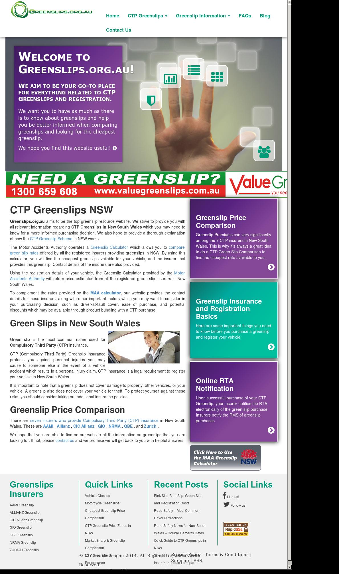 Zurich Ctp Green Slip Quote