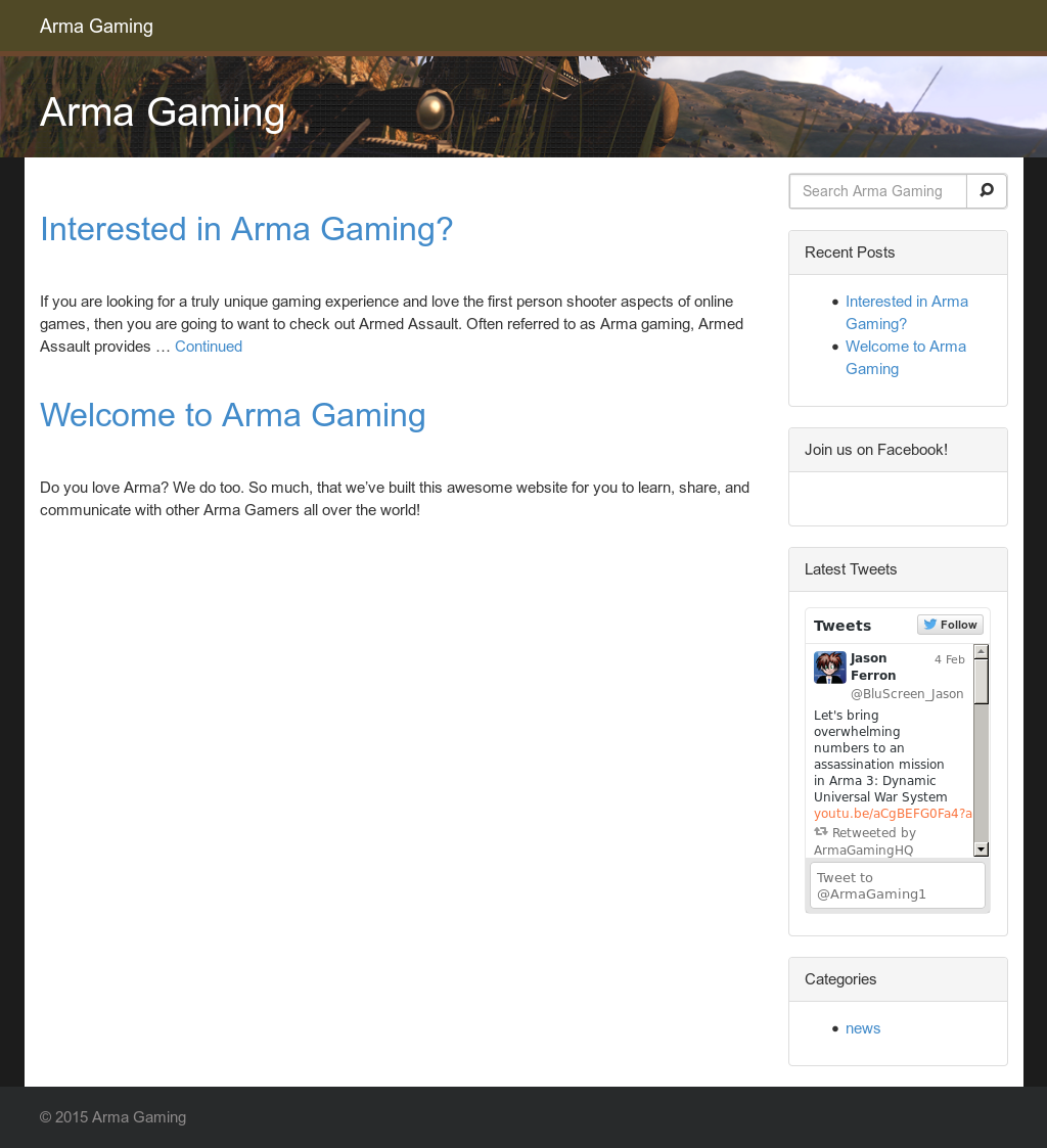 Arma Gaming Competitors, Revenue and Employees - Owler Company Profile