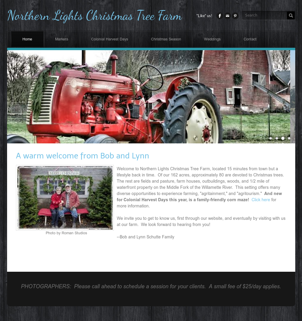 Northern Lights Christmas Tree Farm Competitors, Revenue and ...