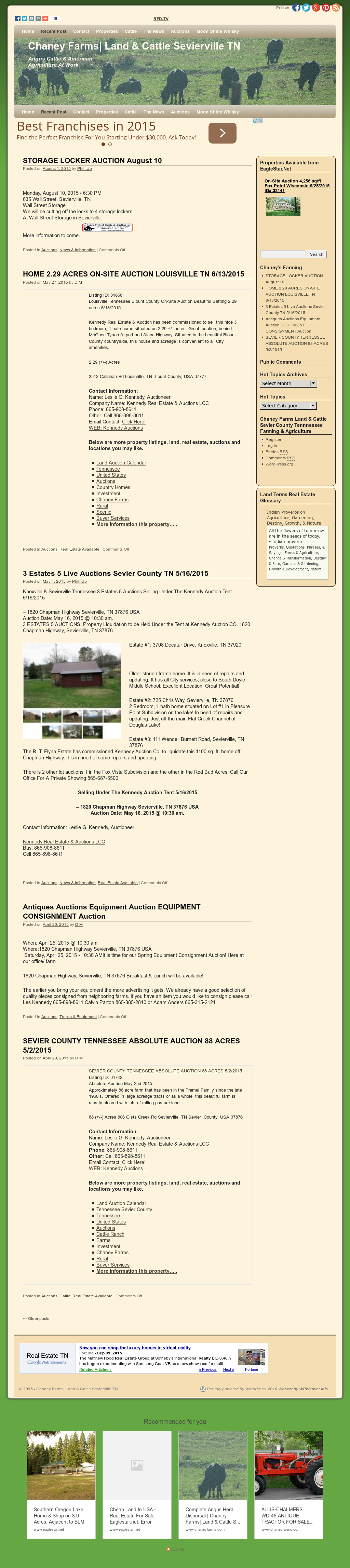 Chaney Farms Competitors, Revenue and Employees - Owler Company Profile