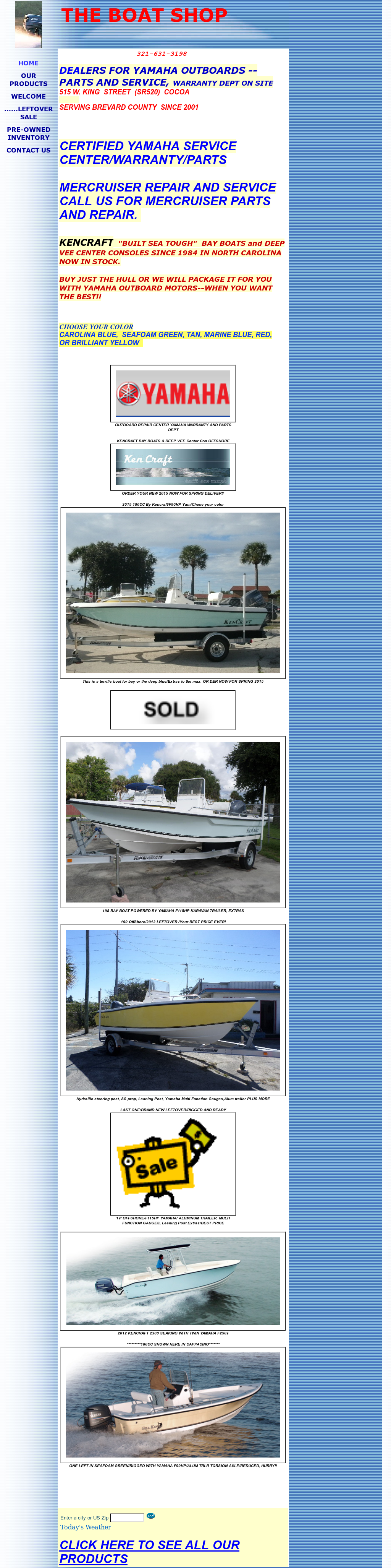 The Boat Shop Competitors, Revenue and Employees - Owler
