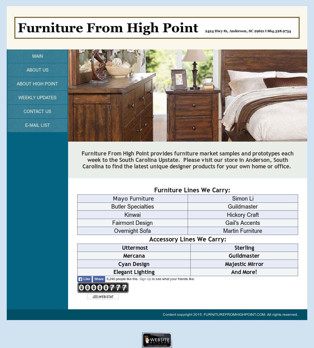Furniture From High Point Compeors Revenue And Employees Owler Company Profile