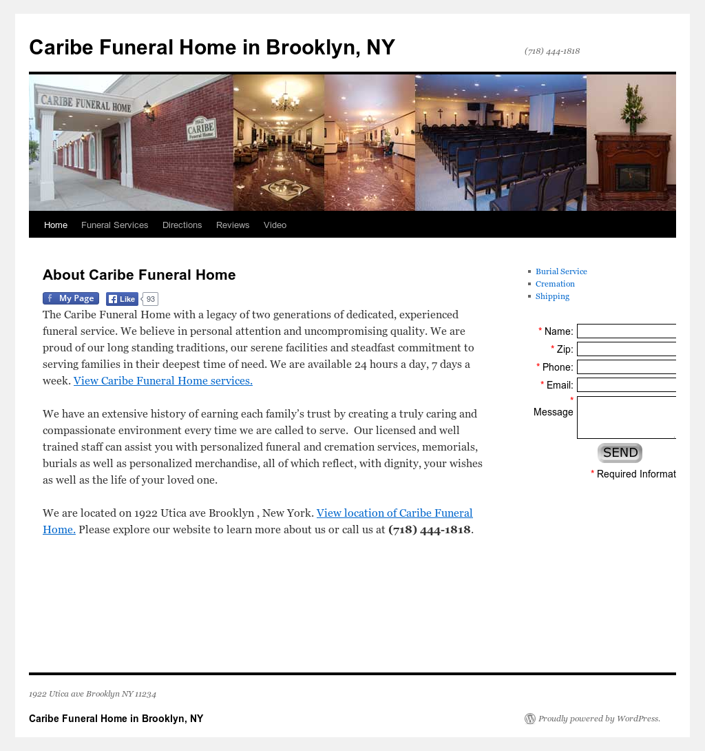 Caribe Funeral Home Competitors Revenue And Employees