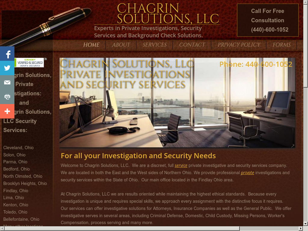 Chagrin Solutions Competitors, Revenue and Employees - Owler