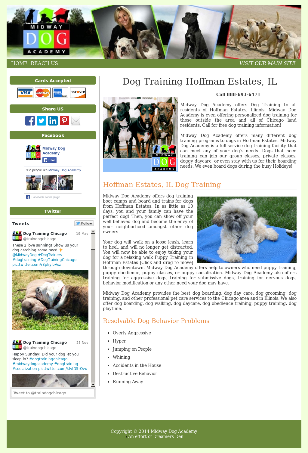 Dogtraininghoffmanestates Competitors, Revenue and Employees - Owler