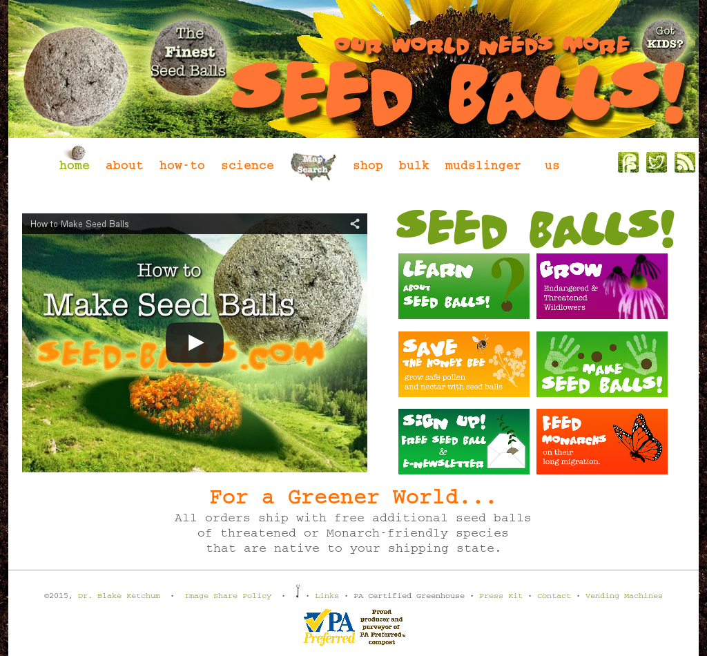 Seed-balls Competitors, Revenue and Employees - Owler