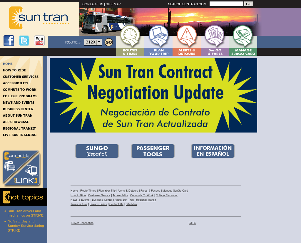 Sun Tran Competitors, Revenue and Employees - Owler Company