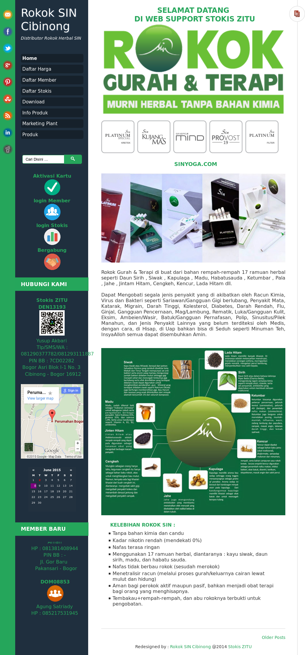Rokok Sin Cibinong Competitors Revenue And Employees Owler Herbal Company Profile