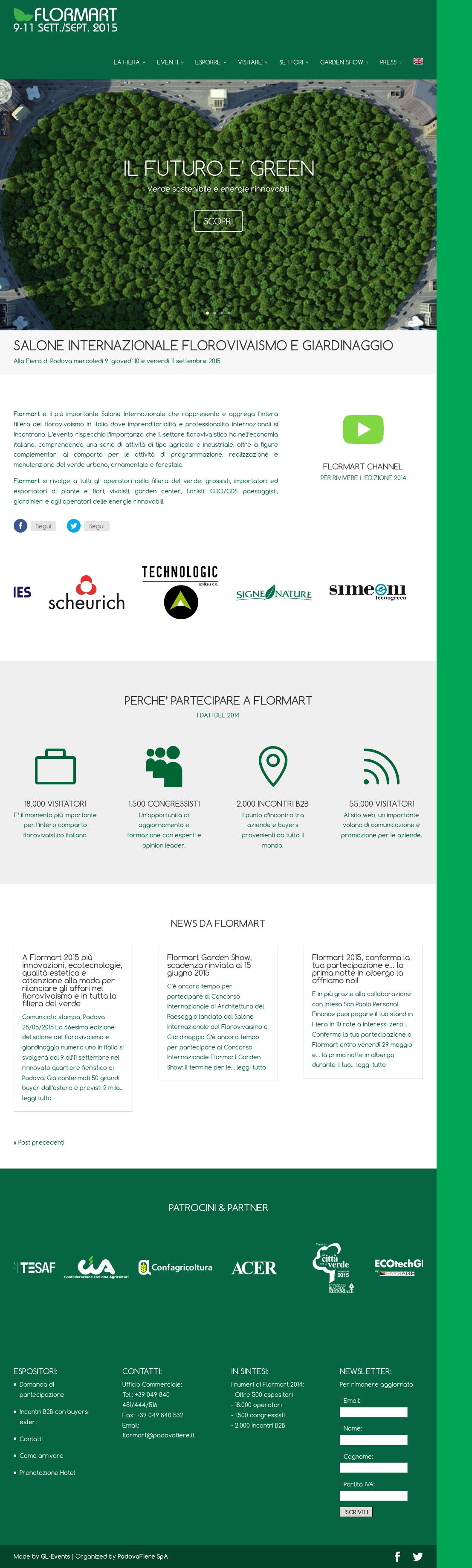 Incontri siti Web 2015