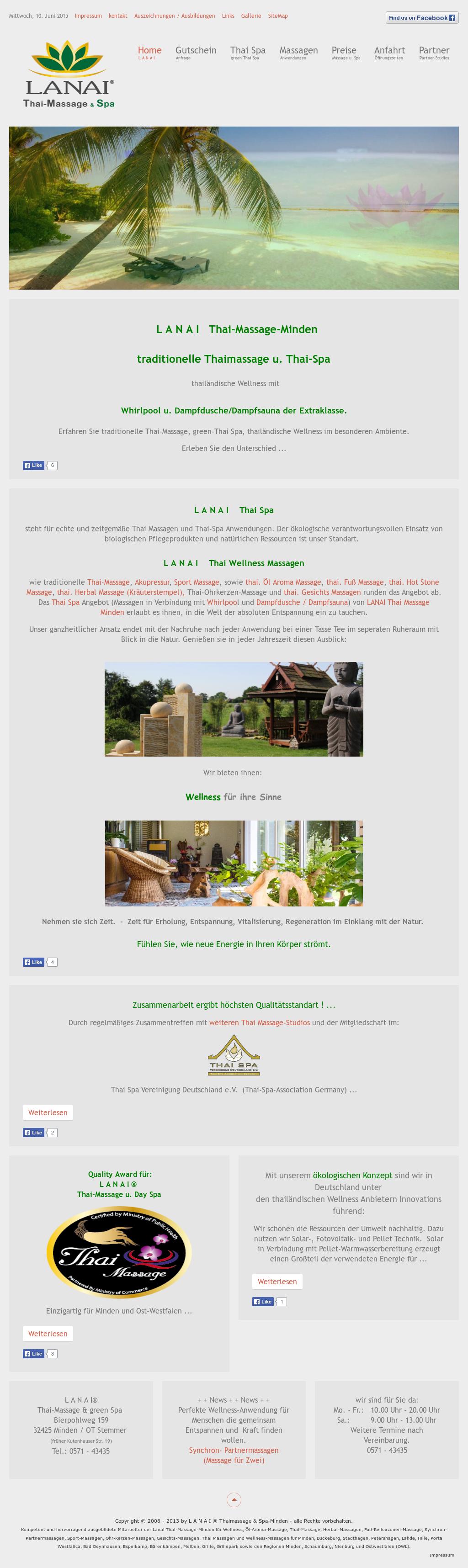 Thai massage bückeburg